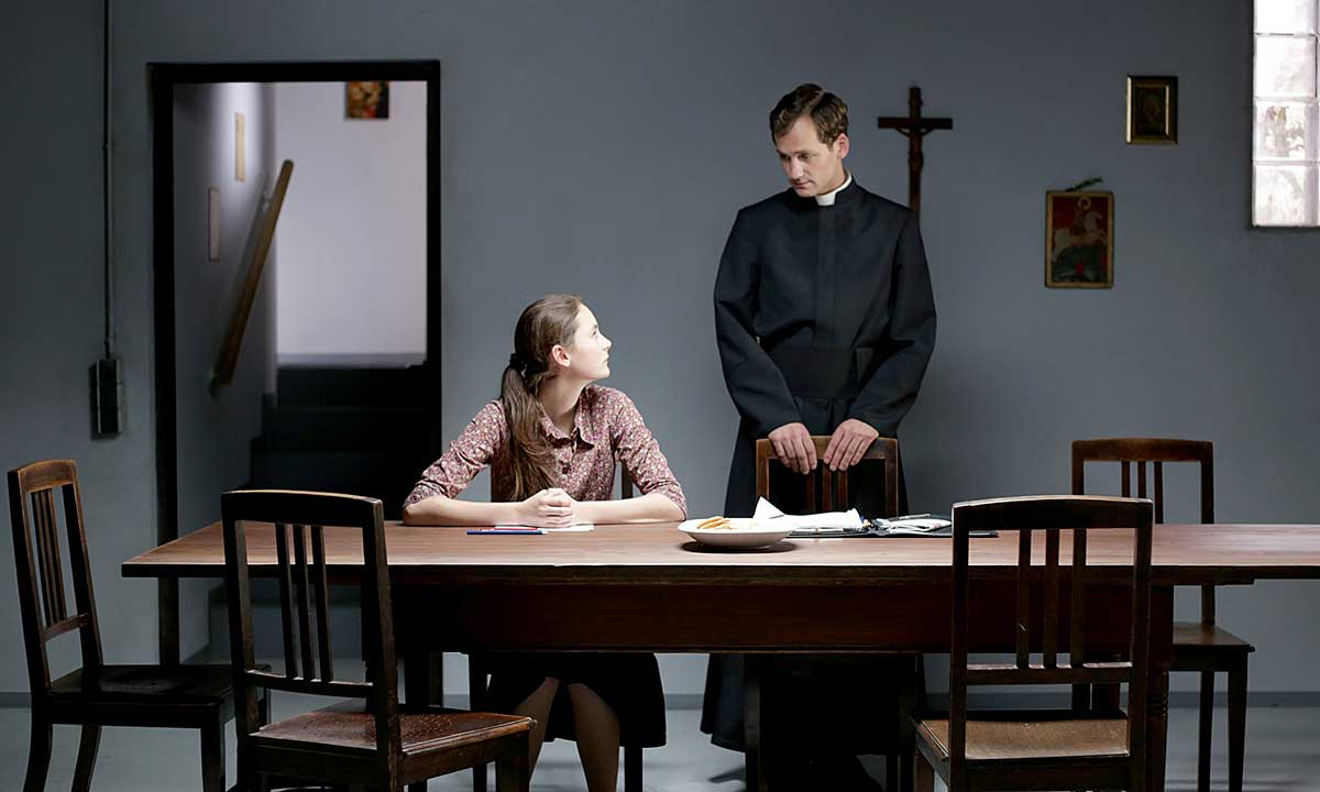 DROGA KRZYŻOWA. Fot. AURORA FILMS / Dietrich Brueggemann