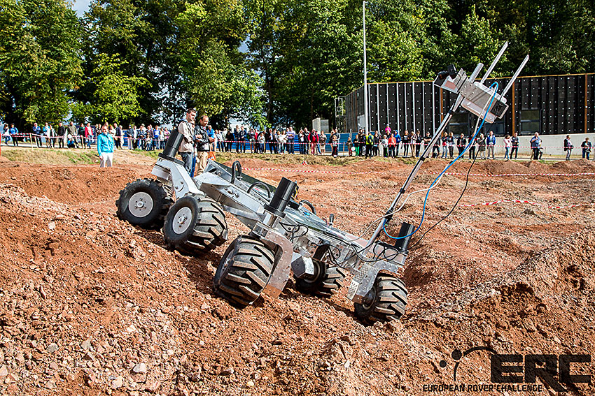 Polacy w finale University Rover Challenge w Utah w USA