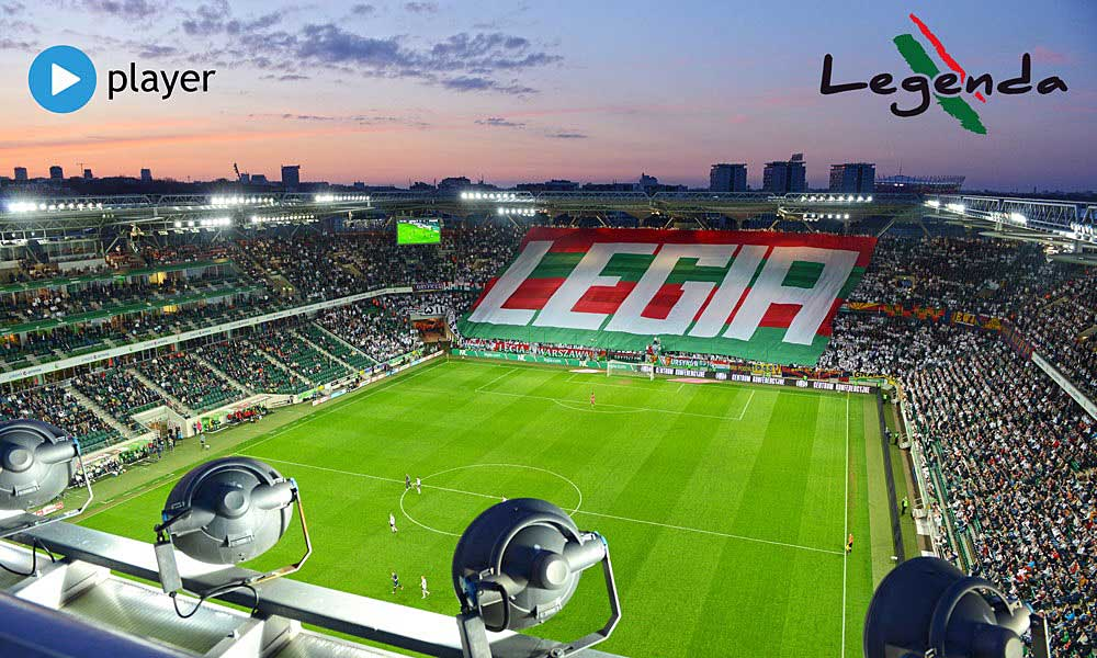 (L)egenda – niezwykła miłość do klubu Legia Warszawa