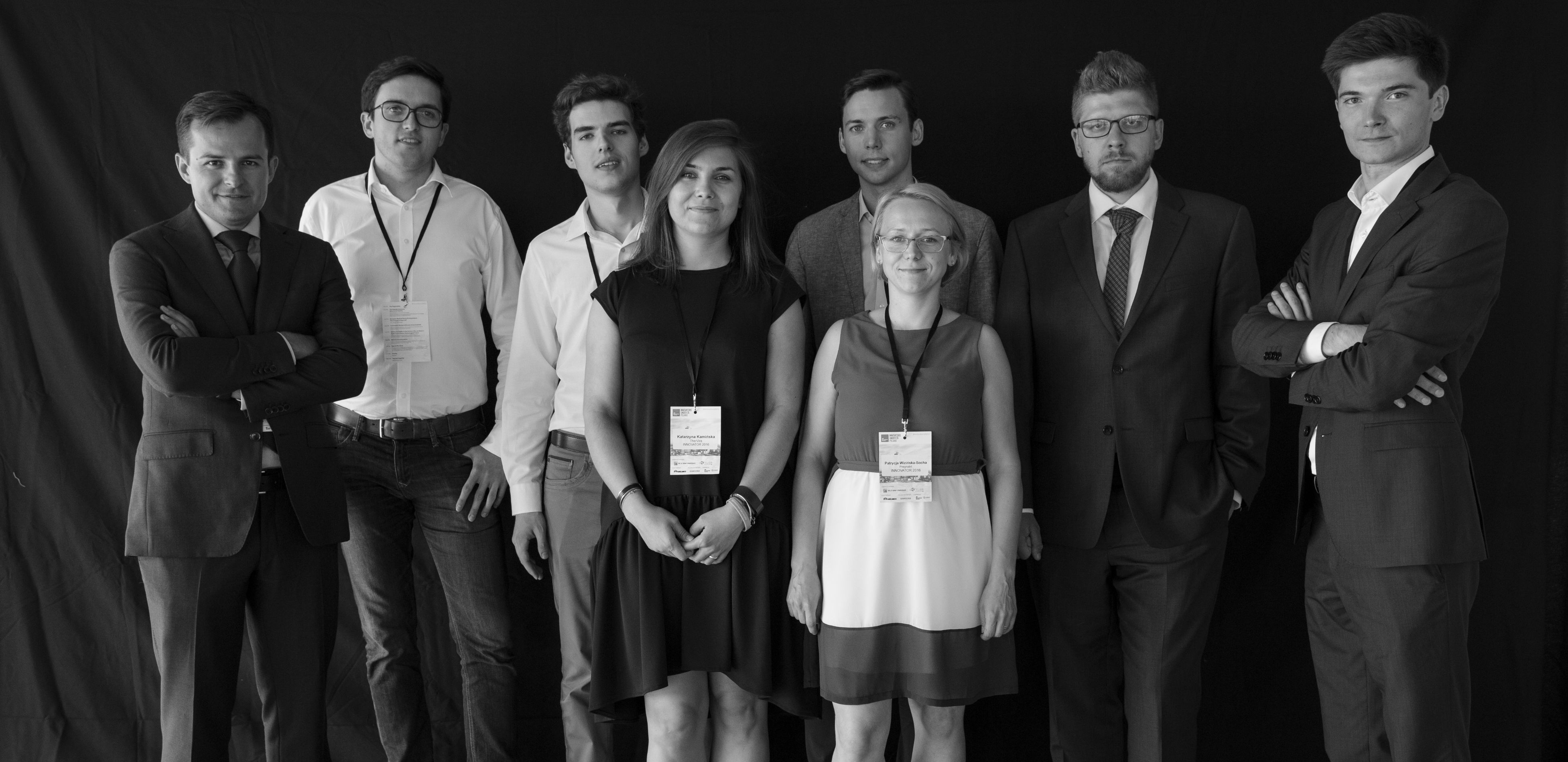The Brightest Polish Talents in Science & Technology 2016