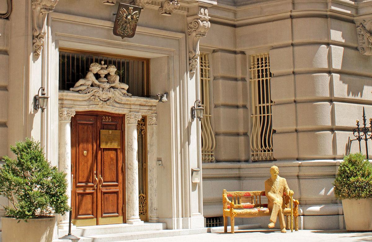 Konsulat RP w NY: telefony, dni i godziny otwarcia...