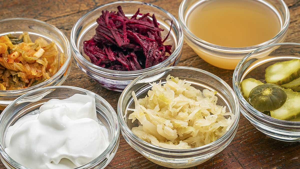 Probiotyki dobre na nasze zdrowie