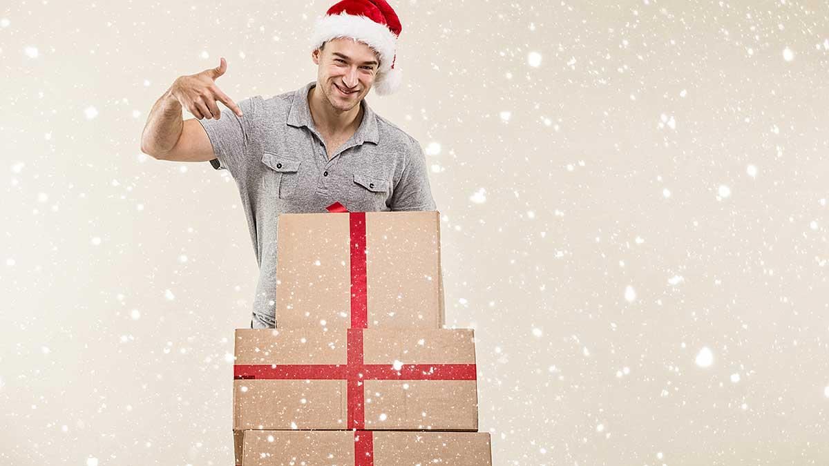 Paczki do Polski z USA na Boże Narodzenie z DOMA Export - terminy wysyłki