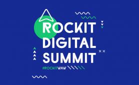 RockIT Digital Summit 2017 - międzynarodowa konferencja sieciująca ludzi różnych branż