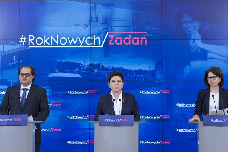 Budowa szerokopasmowego internetu i likwidacja tzw. białych plam w Polsce