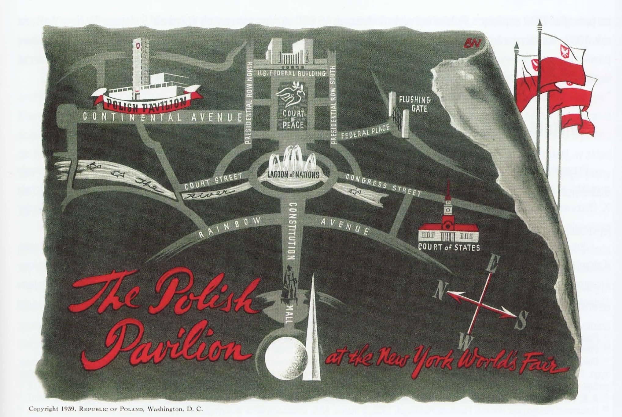 NY: Polish Contribution to the 1939 New York World's Fair
