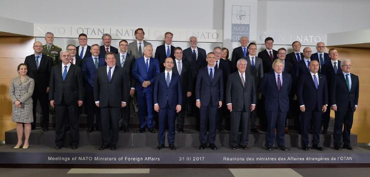 Posiedzenie szefów dyplomacji państw NATO
