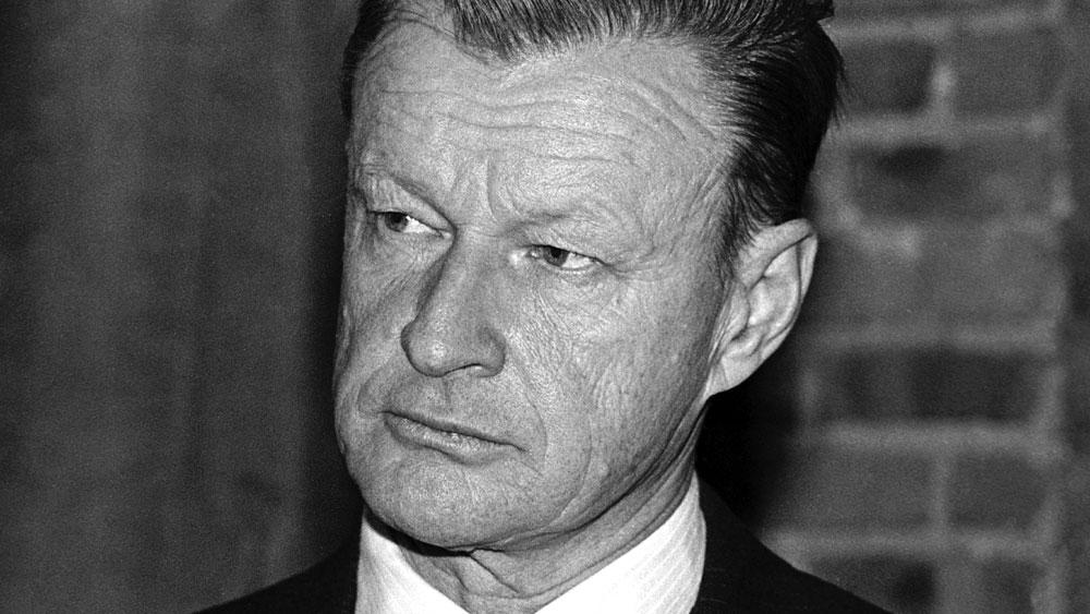 Zbigniew Brzeziński - politolog
