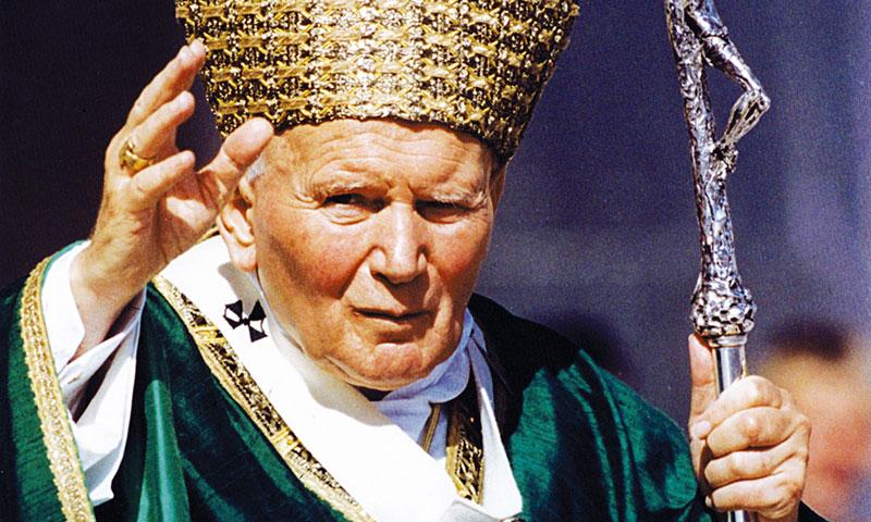 Czy ocenzurowany pomnik Jana Pawła II przyjedzie do Polski?