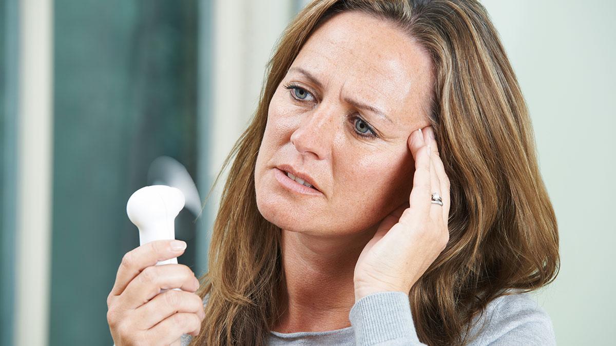 Menopauza to cena za długowieczność kobiet? - polska Markowa Apteka w USA
