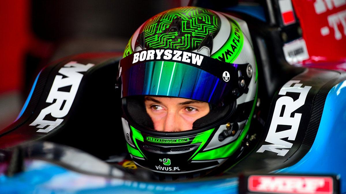 Foto: MRF Racing & JA Motorsporta