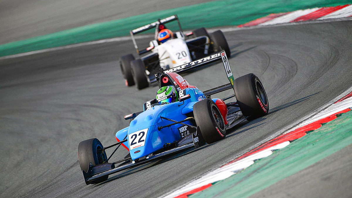Foto: MRF Racing & JA Motorsport