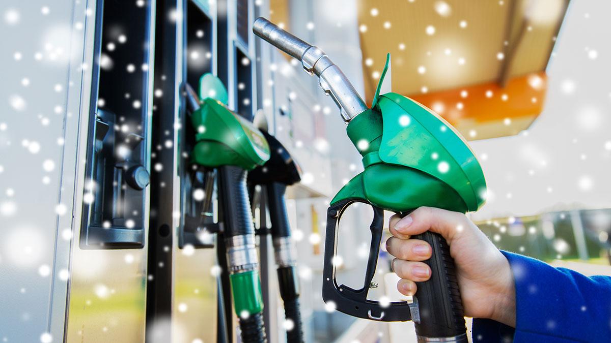 Wyższe ceny paliw tej zimy w USA