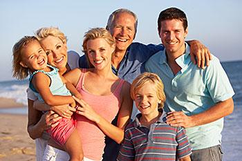 Sponsorowanie przez małżeństwo, rodzinne, w USA