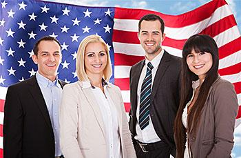 Wizy do USA, rodzinne i pracownicze, rozpatrywane w marcu 2018