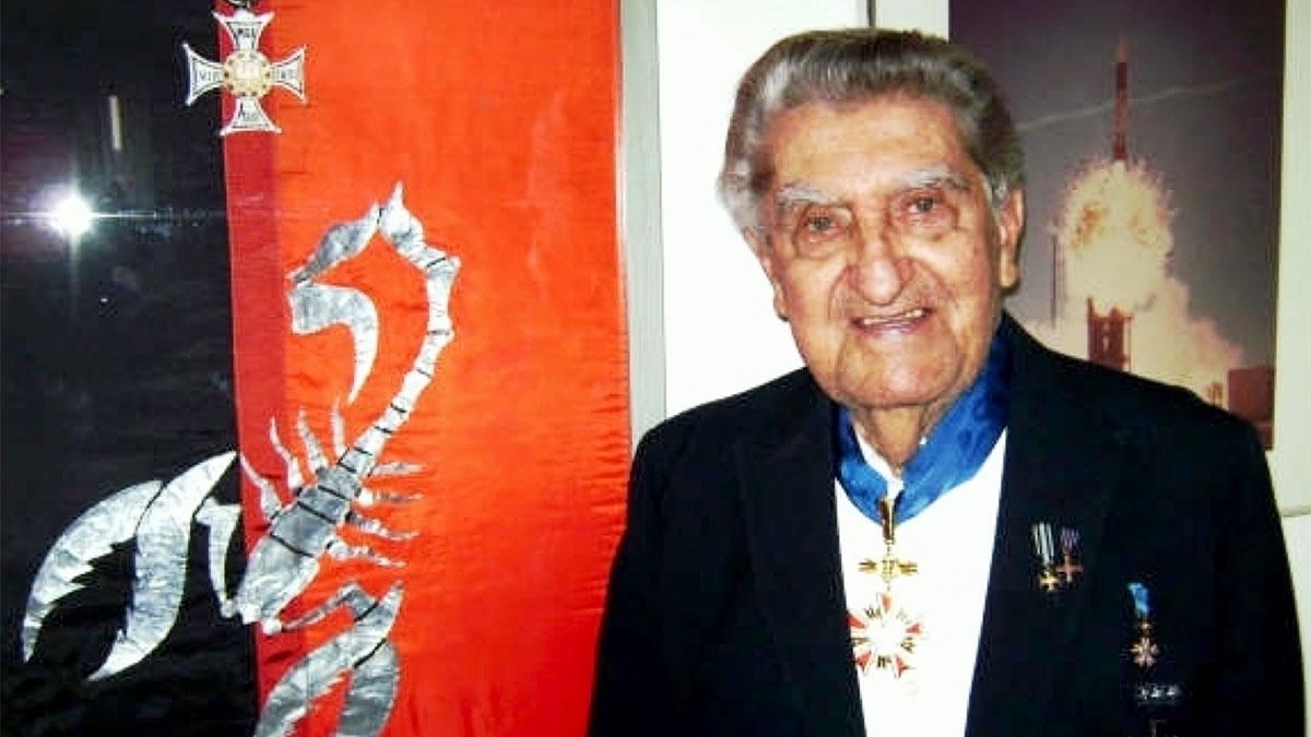 Zdzisław Julian Starostecki. Foto: Archiwum