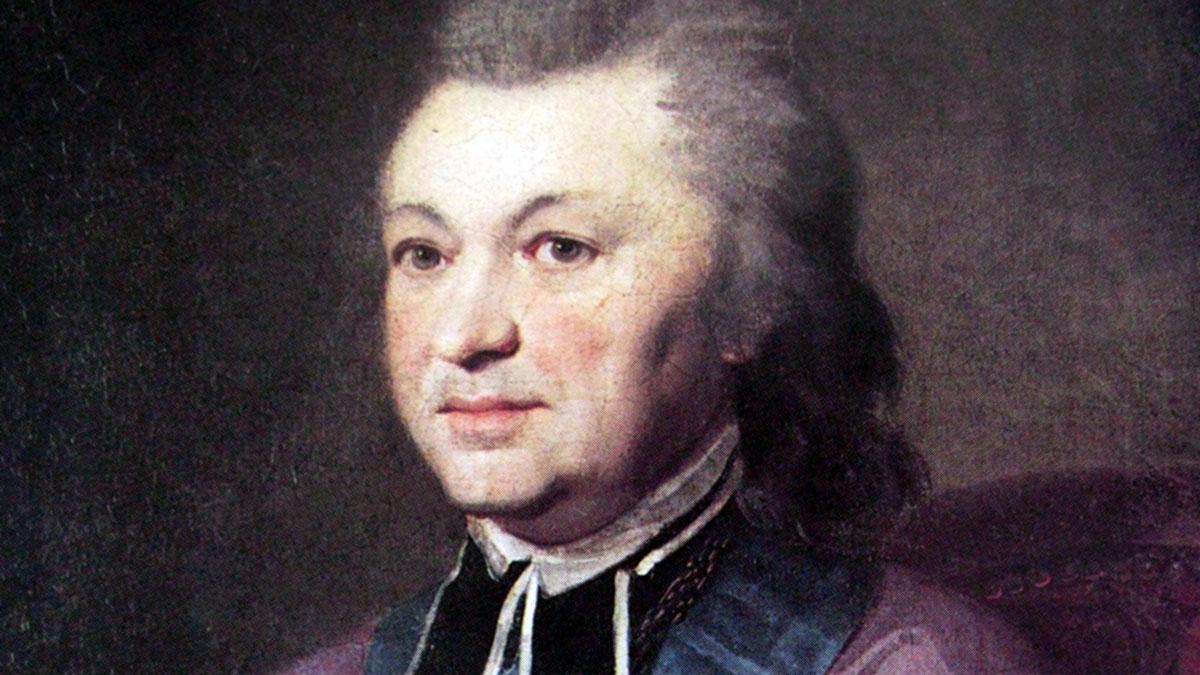 Józef Dominik Korwin-Kossakowski - Wielki Łowczy Litewski