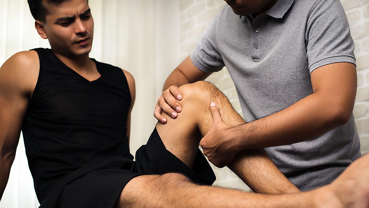 Leczenie bólu po wypadku w New Jersey i Nowym Jorku - masaż jako terapia u dr Nasieka