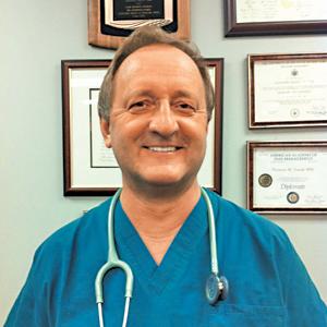 Kazimierz M. Szczęch, M.D. - Polski lekarz z NJ
