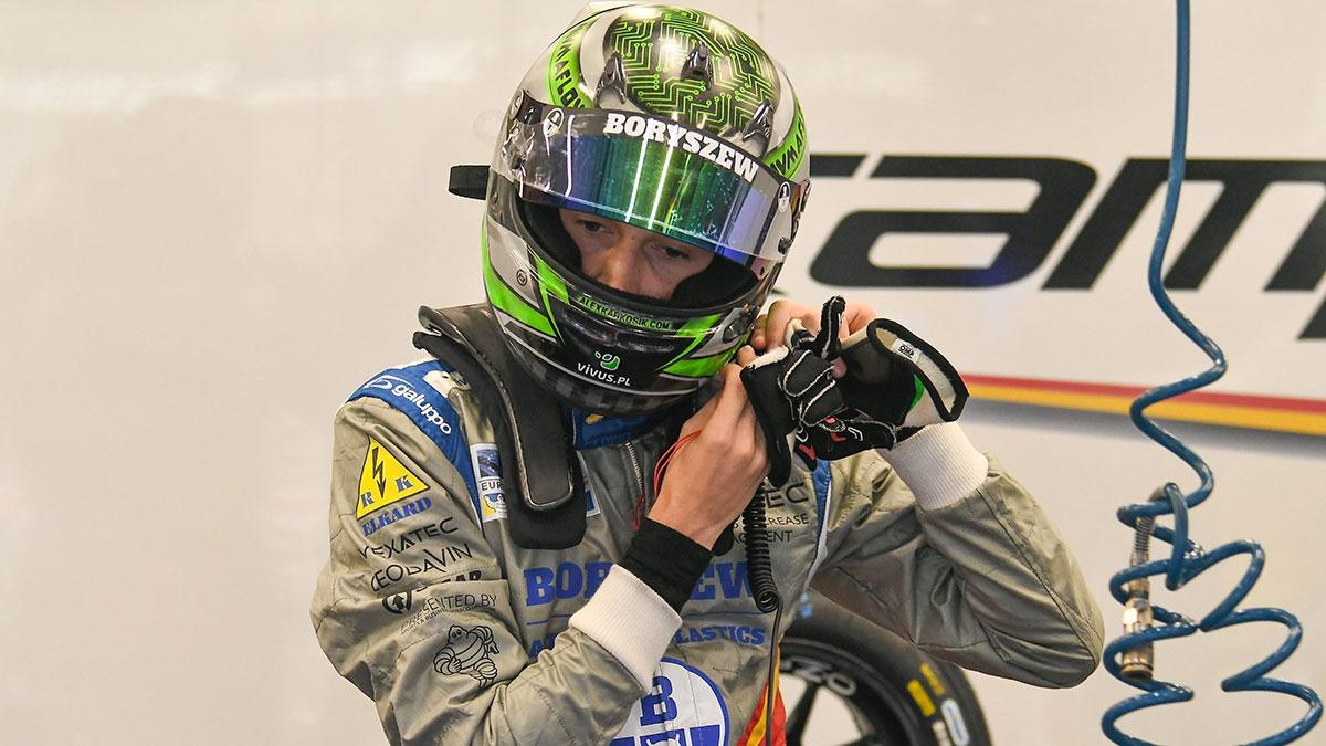 Alex Karkosik drugi na podium Formuły 3 w Belgii