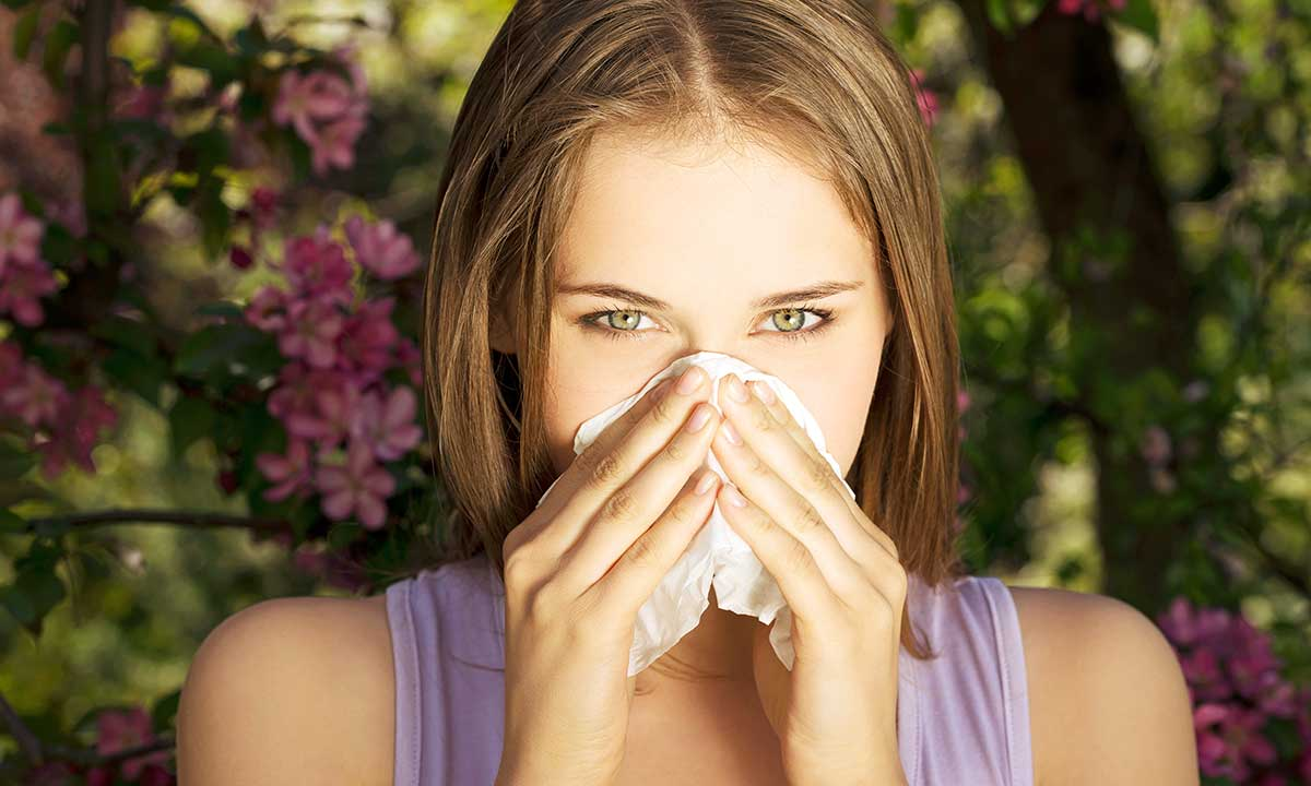 Objawy i leczenie alergii - polski lekarz alergolog V.  Zaleska w NY i NJ