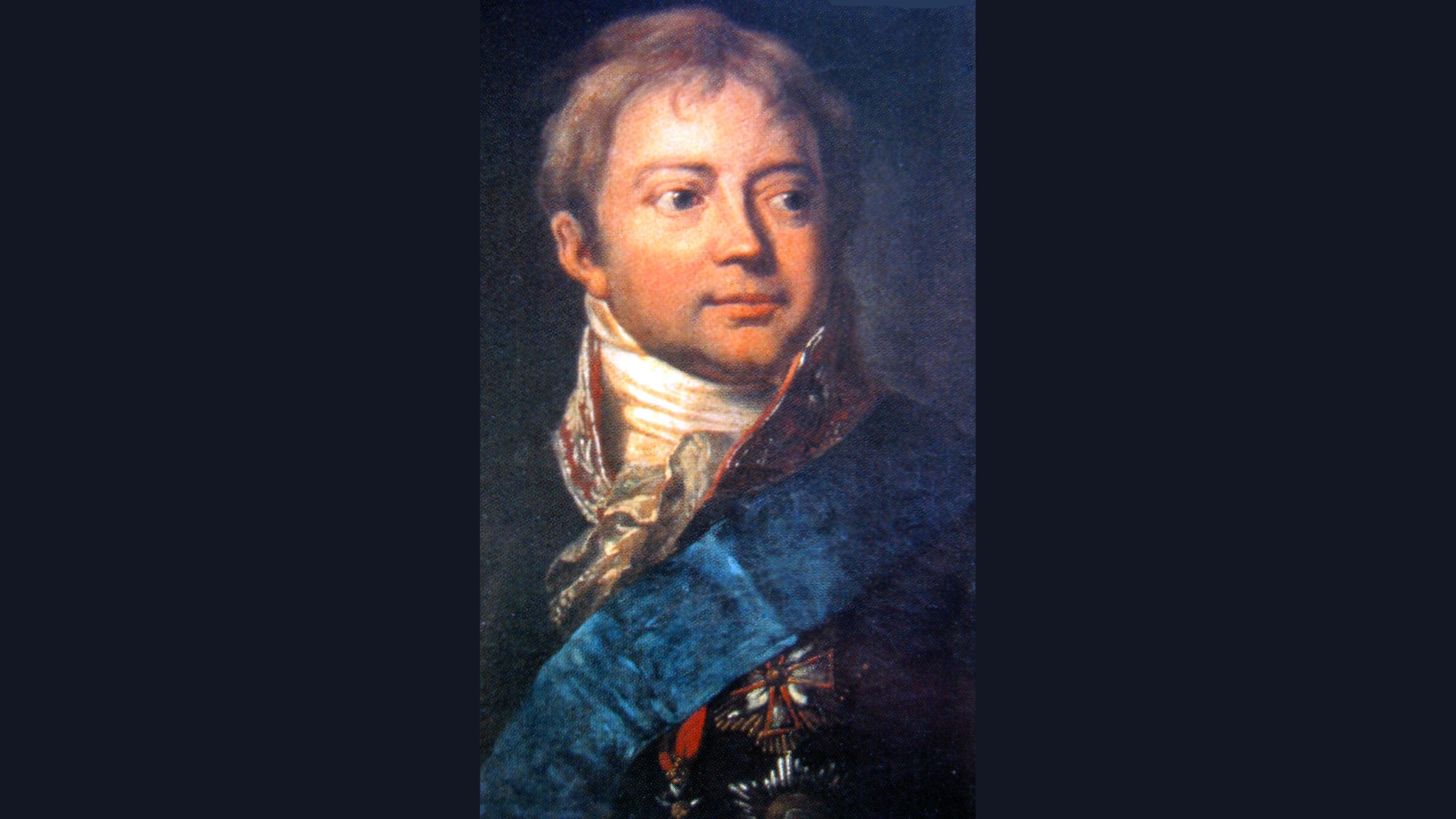 Jan Paweł Łuszczewski - polski polityk Księstwa Warszawskiego