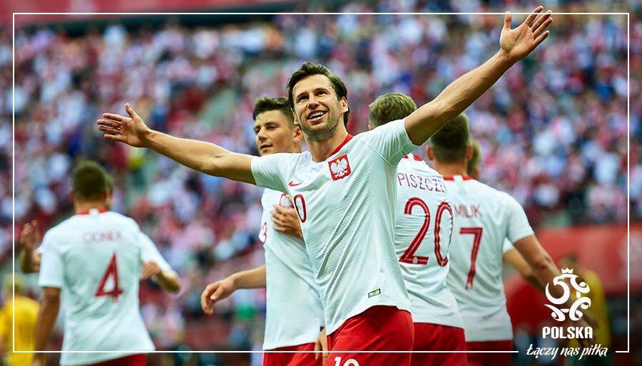 Kibic polskiej reprezentacji piłkarskiej zemścił się na telewizorze