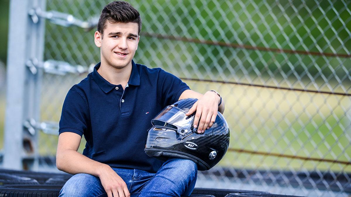 Polak w pełnym cyklu mistrzostw Hiszpanii Formuły 4