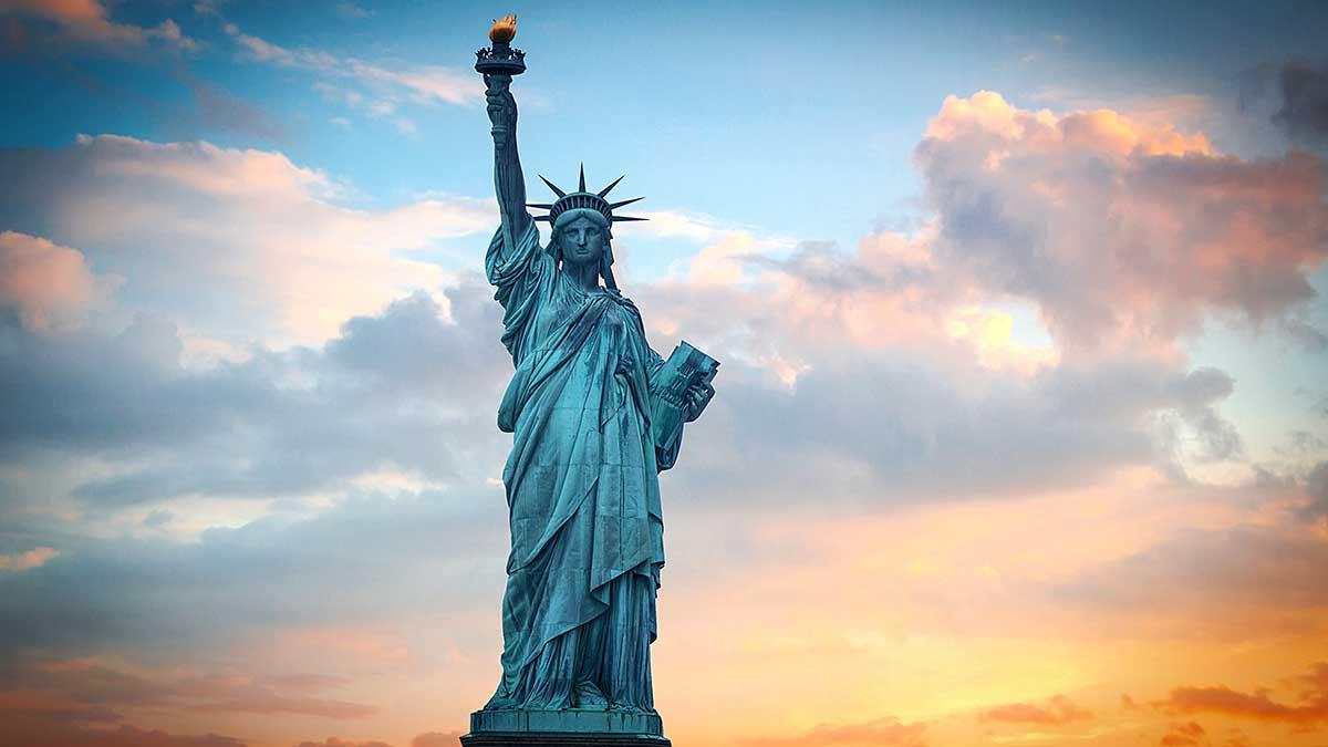 USA: Wizy imigracyjne, rodzinne i pracownicze,  w sierpniu 2018