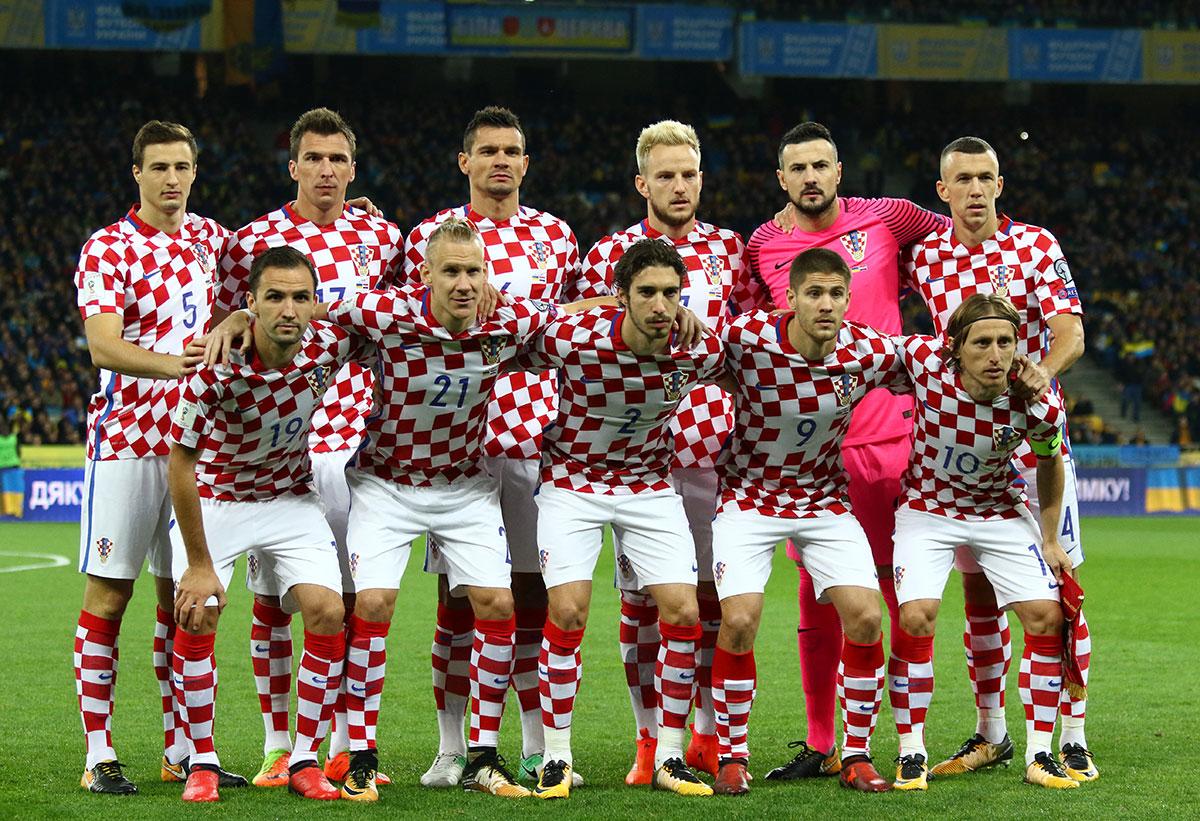 Players of Croatia National football team. Foto: Katatonia82