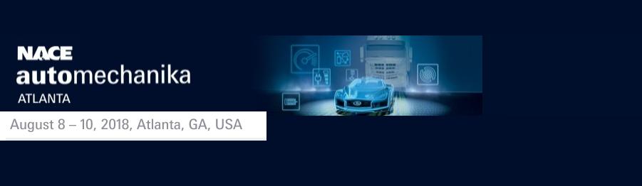 USA: Targi motoryzacyjne NACE Automechanika w Atlancie