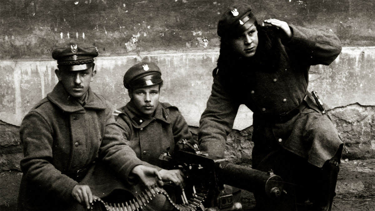 Czterej bracia w służbie Polsce