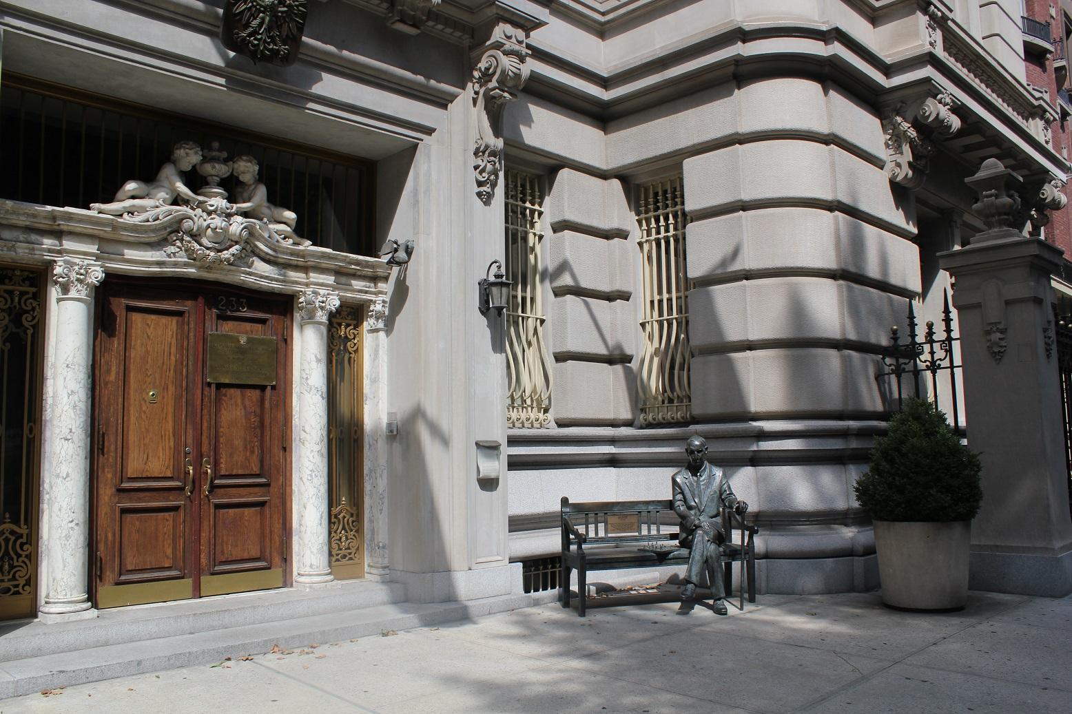 Siedziba Konsulatu Generalnego RP w Nowym Jorku - rezydencja De Lamar