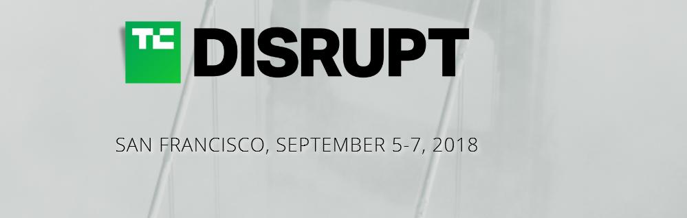Polskie stoisko informacyjno-promocyjne na targach TechCrunch Disrupt w San Francisco