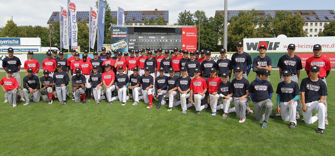 Polacy wśród najlepszych młodych baseballistówi w Europie