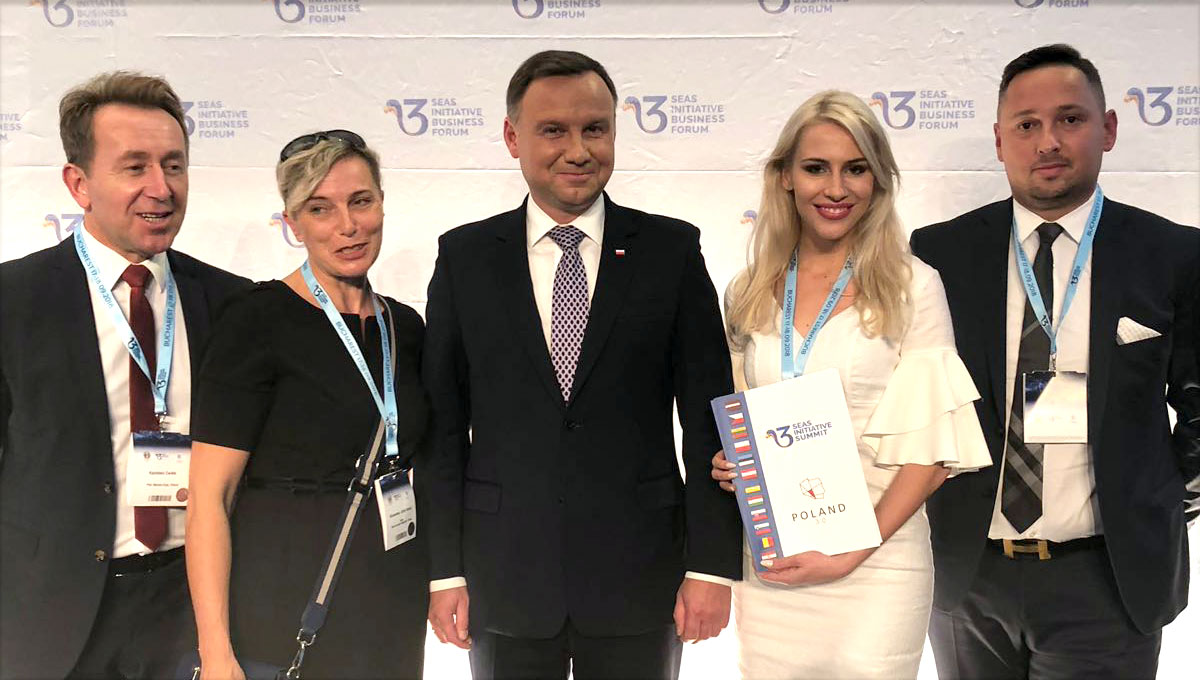 The Three Seas initiative has become an economic fact. POLAND 3.0 program