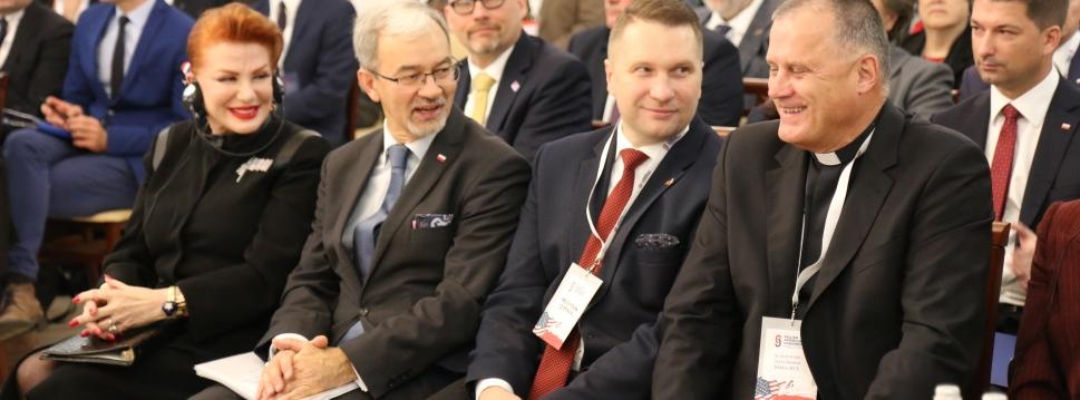 Kongres Polsko-Amerykański - Lubelskie oraz Wisconsin i Illinois