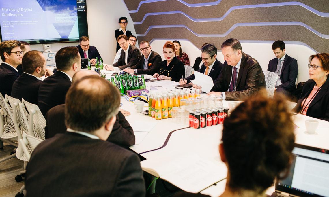 USA chce jak najlepszego modelu współpracy cyfrowej z Polską i w obszarze europejskim