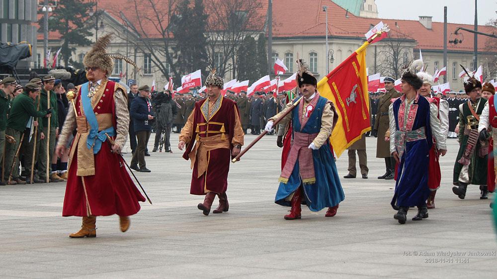 Warszawa: Obchody 100-lecia Niepodległości Polski