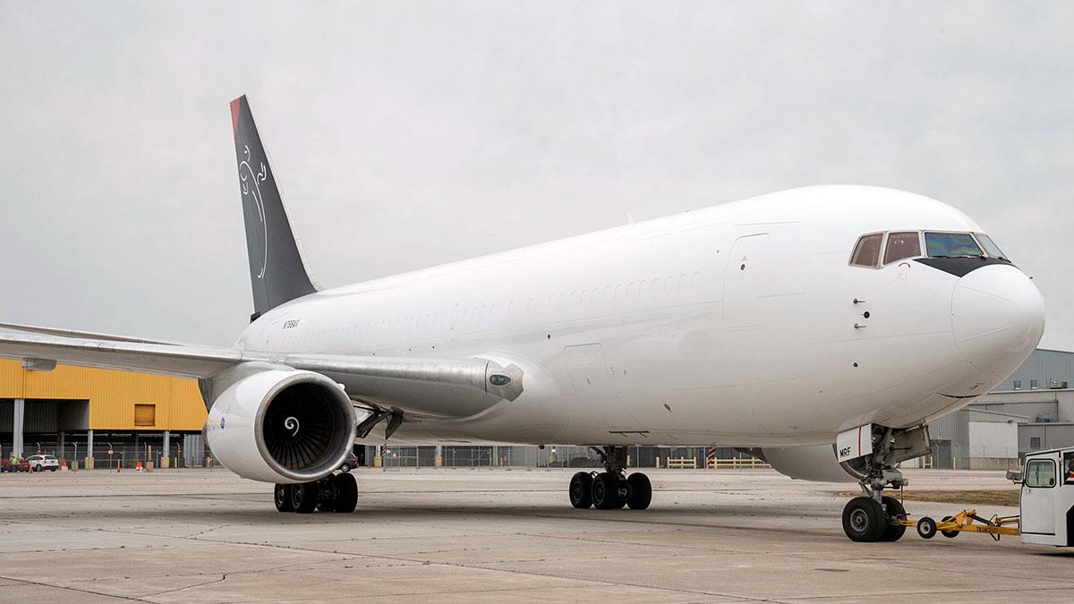 Największy w Polsce latający frachtowiec, będzie miał bazę na lotnisku Rzeszów- Jasionka