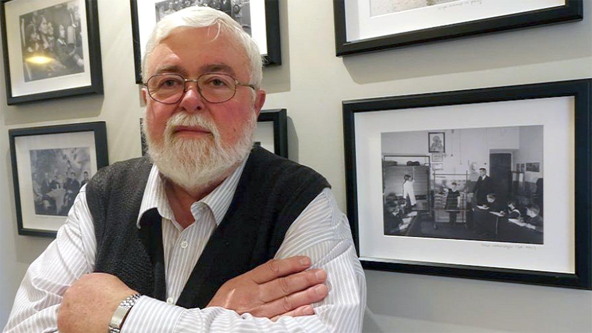 Dr. Maciej Siekierski, nieugięty strażnik polskiej historii narodowej. Foto: Archiwum Instytutu Hoovera