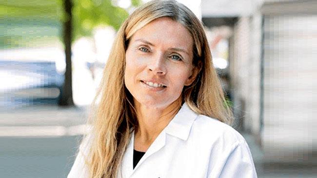 Polska lekarz ginekolog i położnik w Nowym Jorku - Katarzyna Perlman
