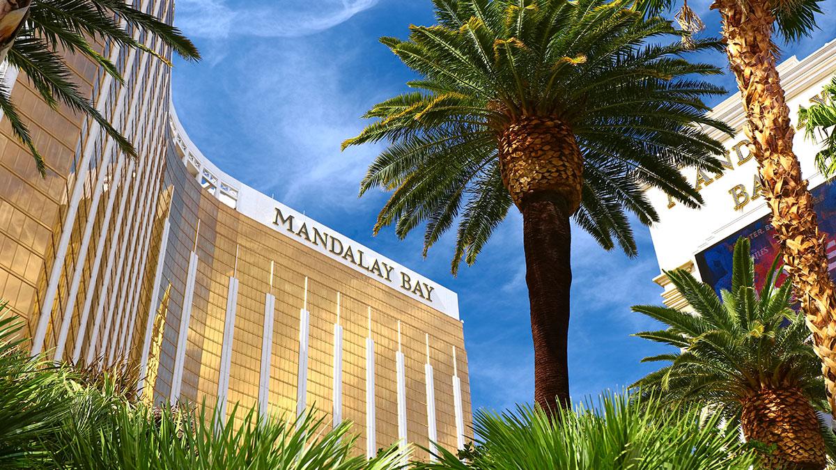 Mandalay Bay in Las Vegas. Foto: Omozo