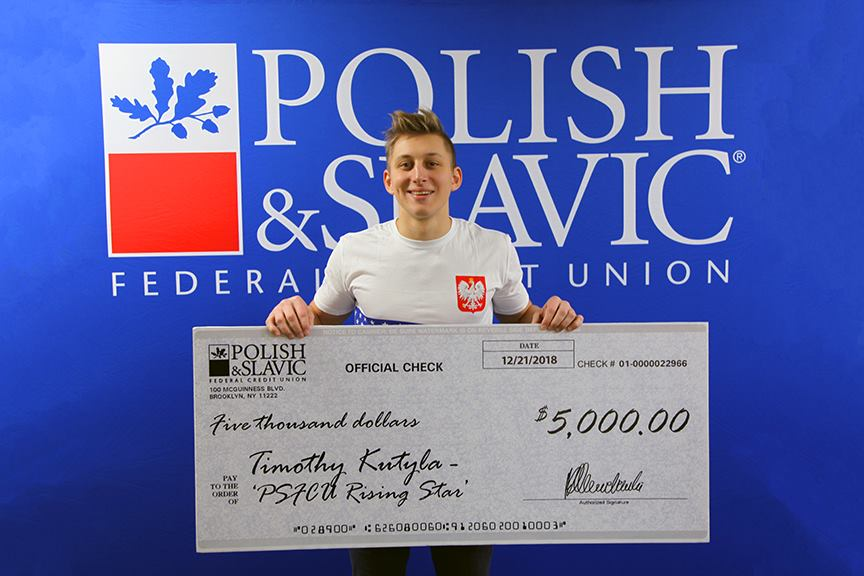 Rising Star of the Polish & Slavic Federal Credit Union Scholarship 2018