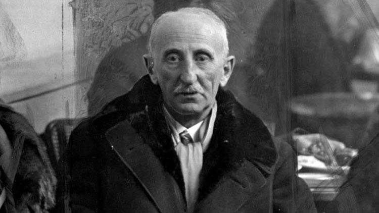 Bolesław Leśmian - poeta przełomu czasów