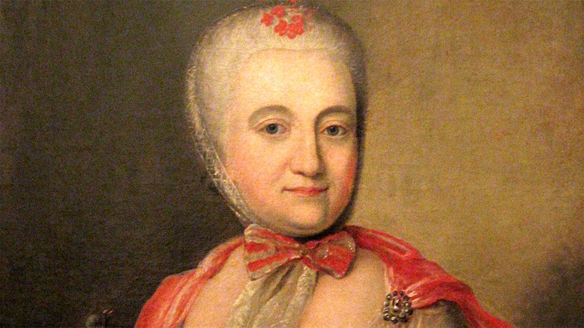Barbara Urszula z Duninów Sanguszkowa - Dama Pewna, Dama Polska