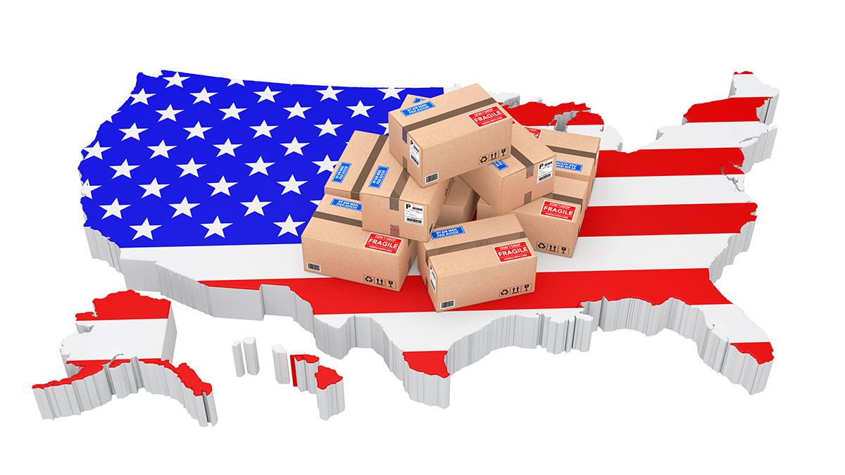 Wysyłka paczki do Polski z dowolnego adresu w USA z Polonez Parcel