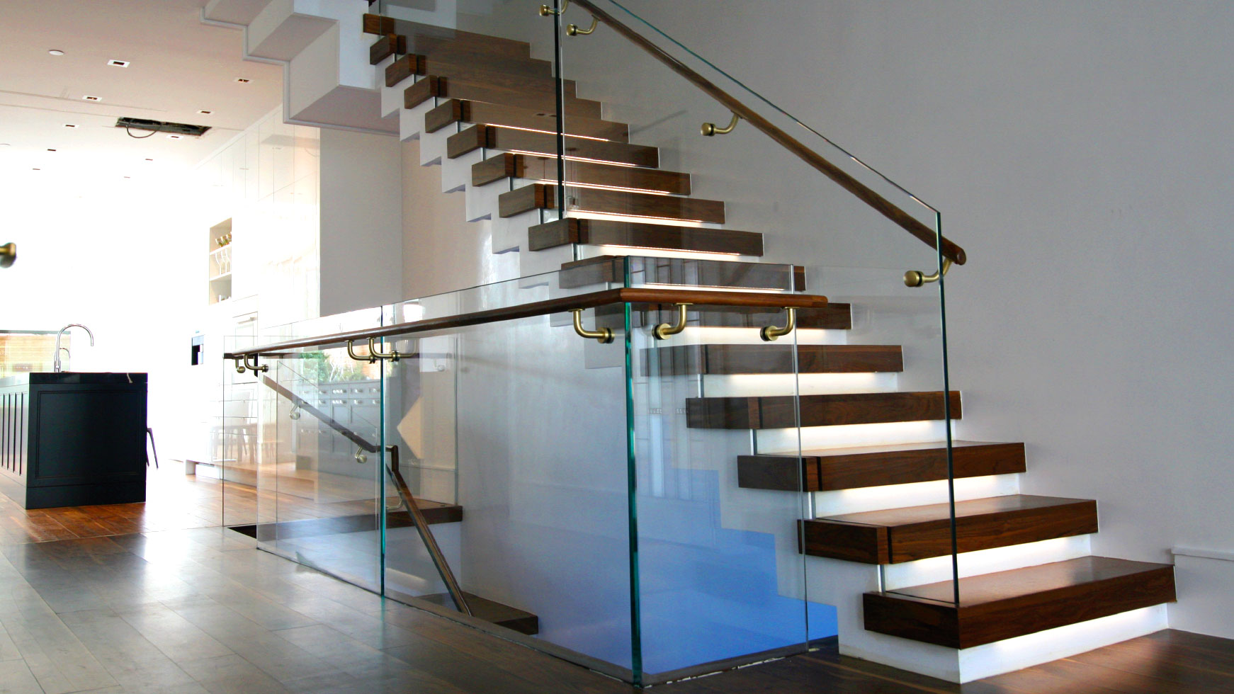 Architectural Atlantic Stairs from NYC - Catalog