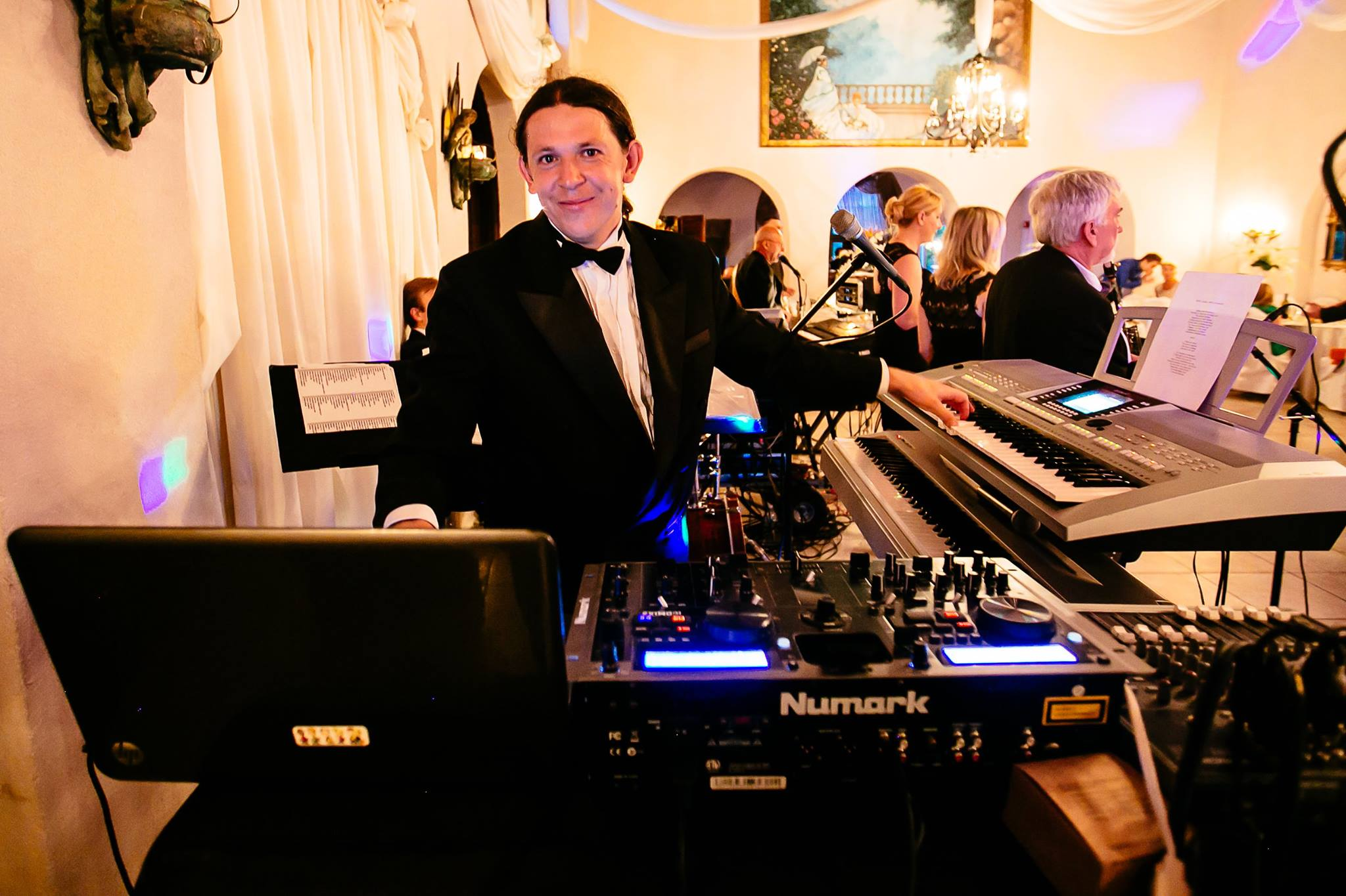Polski DJ w NY, NJ, CT, PA na wesele, bankiet i inne przyjęcie