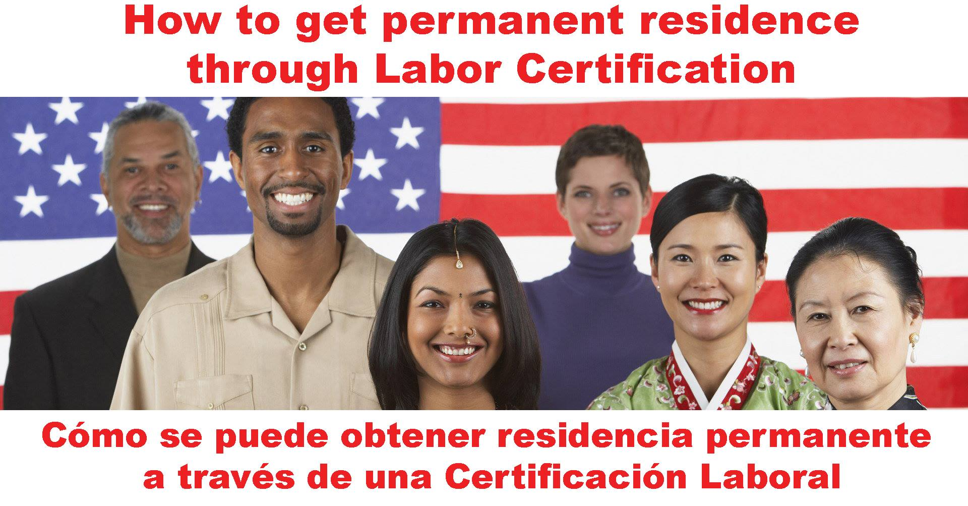 Immigration Seminars in Passaic, Manhattan and Jackson Heights - How to get permanent residence through Labor Certification
